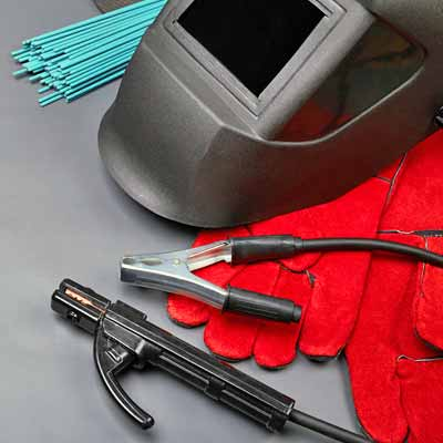 Welding mask and tools